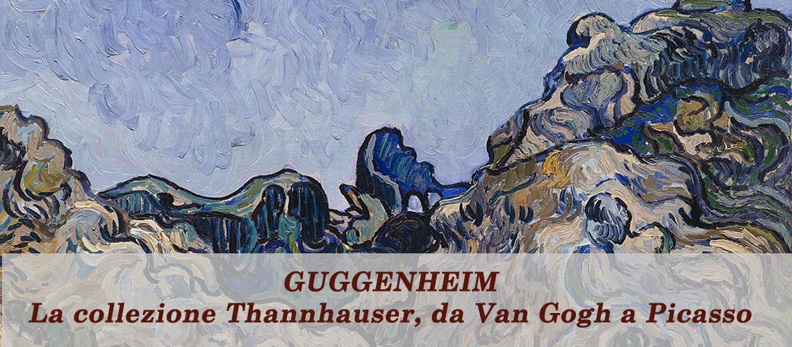 Visita guidata Mostra Guggenheim