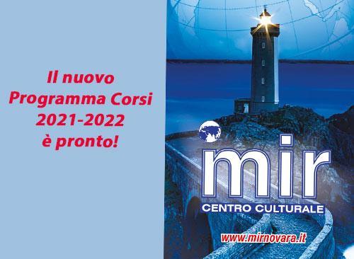 Nuovo Programma Corsi 2021-2022