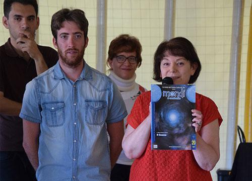 Presentazione Rivista n. 20: Mirko, Andrea, Giovanna e Cristina